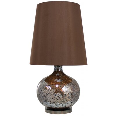 House Additions Sparkle Mosaic 70cm Table Lamp