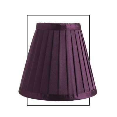 House Additions 15cm Dylan Satin Silk Empire Lamp Shade