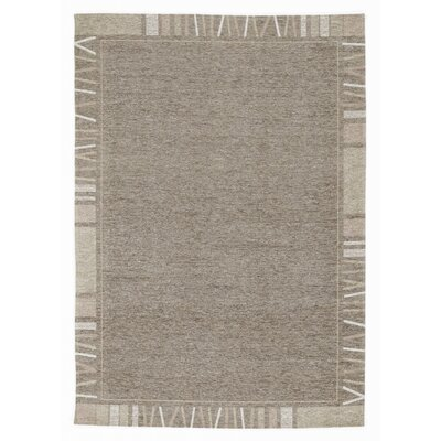 House Additions Rosmore Velour Beige Area Rug