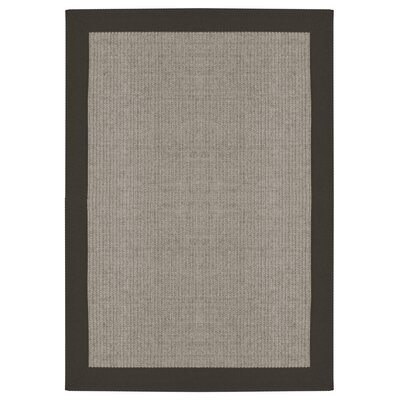 House Additions Nancy Premium Grey/Black Area Rug