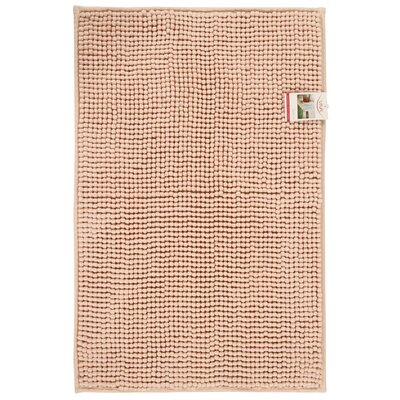 House Additions Lille Light Salmon Area Rug