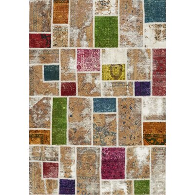 House Additions Verona Persian Hand-Knotted Area Rug