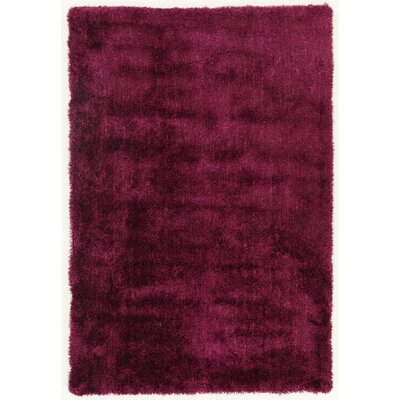 House Additions Vienne Purple Area Rug