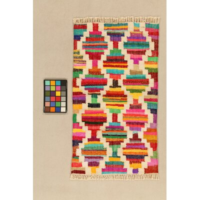 House Additions Chelles Hand-Woven Area Rug