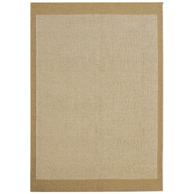 House Additions Pierre Hand-Woven Sand Area Rug