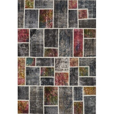 House Additions LIA Persian Hand-Knotted Area Rug