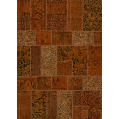 House Additions Persian Hand-Knotted Area Rug