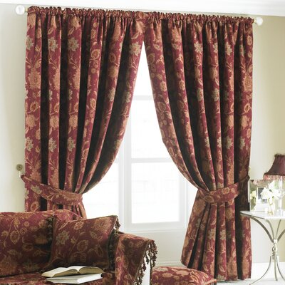 House Additions Zurich Unlined Pencil Pleat Curtains
