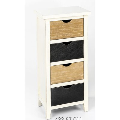 House Additions Cumbra 4 Drawer Chest of Drawers