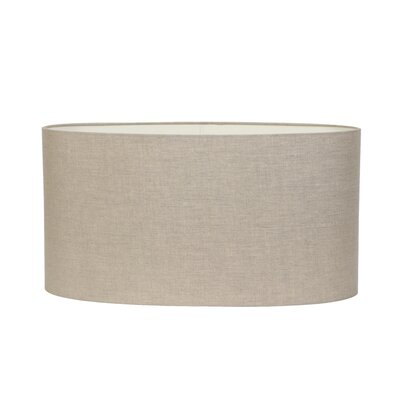 House Additions 58cm Hinde Oval Lamp Shade