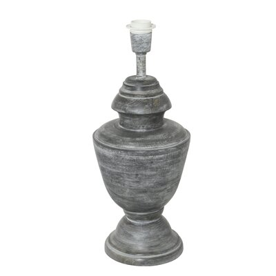 House Additions Pique 49cm Table Lamp Base