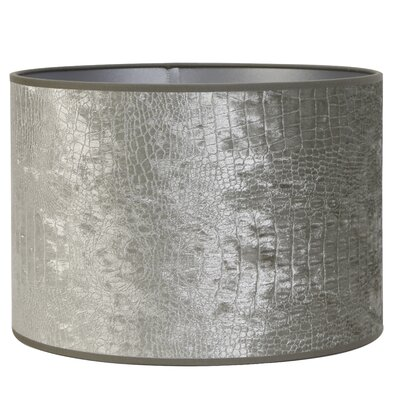 House Additions 40cm Metal Drum Lamp Shade
