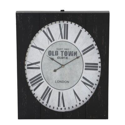 House Additions Ashley Wood Clock