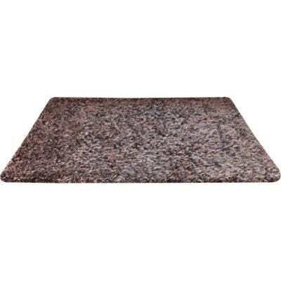 House Additions Chocolate Area Rug