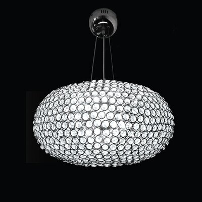 House Additions Royale 6 Light Globe Pendant