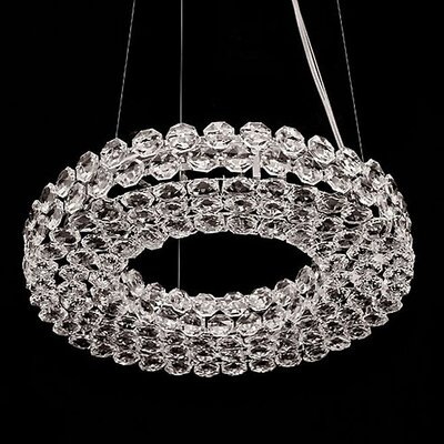 House Additions Royale 10 Light Crystal Pendant