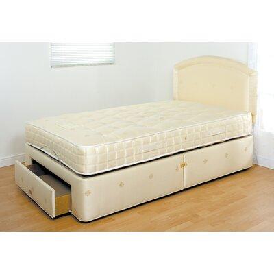 House Additions Upholstered Storage Adjustable Bed