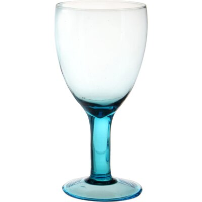 House Additions 0.37L Wine Glasses in Light Blue