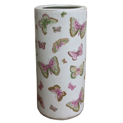 House Additions Butterfly Umbrella Stand