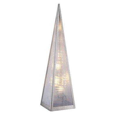 House Additions Decor Pytamid 16 Light Lamp