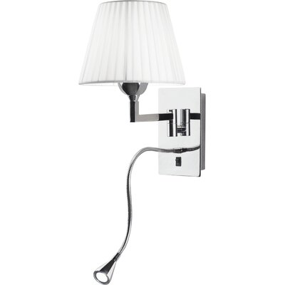 House Additions Oxford Swing Arm Wall Light