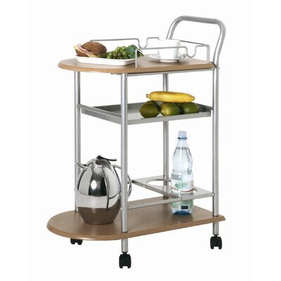 House Additions Bishope Serving Trolley
