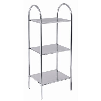 House Additions Rectory 40 x 105cm Bathroom Shelf