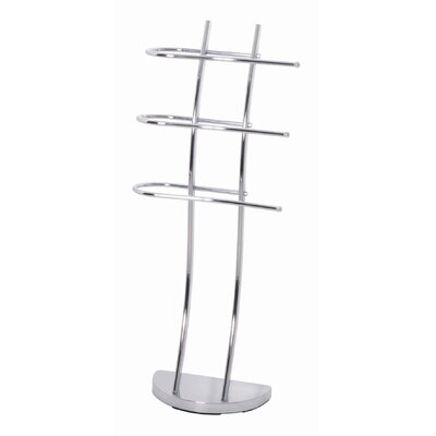 House Additions Milso Freestanding Towel Rack