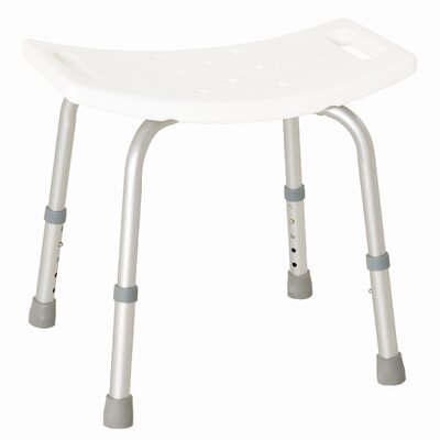 House Additions Nepaul Metal Free Standing Shower Chair