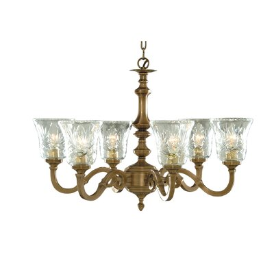 House Additions Replacement Shade for Malaga 6 Light Chandelier