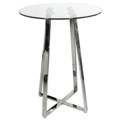 House Additions Fisica Poseur Bar Table