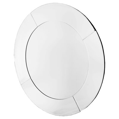House Additions Round Wall Mirror
