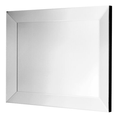 House Additions Rectangular Wall Mirror