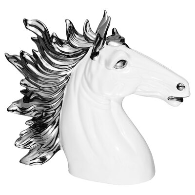 House Additions Stallion Bust
