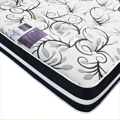 House Additions Dalle Pocket Sprung 2000 Mattress