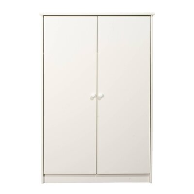 House Additions Childrenz 2 Door Wardrobe