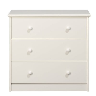 House Additions Childrenz 3 Drawer Chest of Drawers