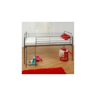 House Additions Single Mid Sleeper Bed