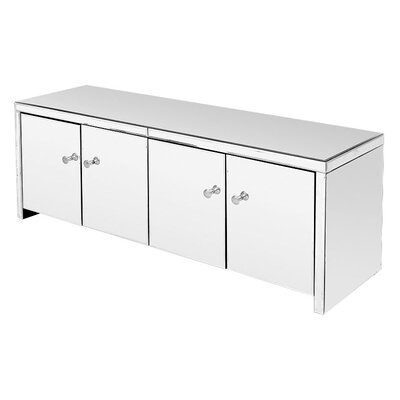 House Additions Piana Mirror 4 Door Sideboard