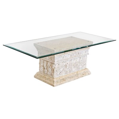 House Additions Marina Coffee Table