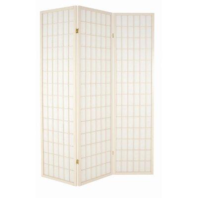 House Additions 179cm x 131cm Sedgley 3 Panel Room Divider