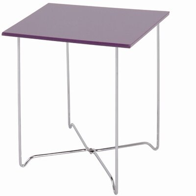 House Additions Square Side Table