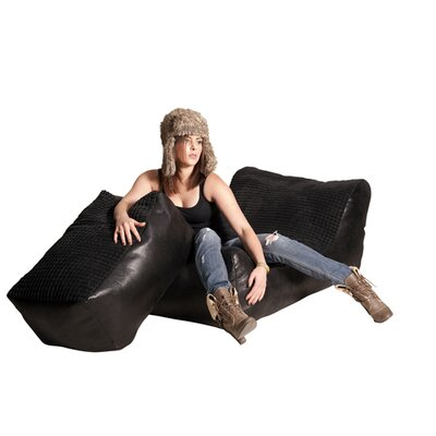 House Additions Aries Bean Bag Lounger Set
