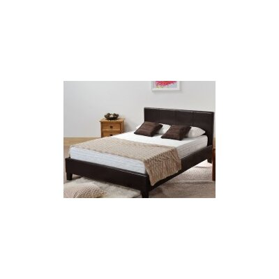 House Additions Nashira Upholstered Ottoman Bed Frame