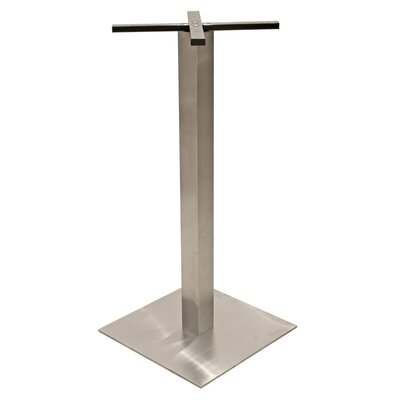 House Additions Square Poseur Dining Table Base