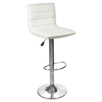 House Additions Ribble Swivel Adjustable Bar Stool