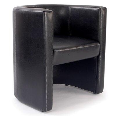 Home & Haus High Back Metro Barrel Chair
