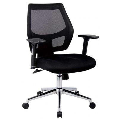 Home & Haus Grantham Mid-Back Mesh Desk Chair
