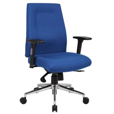 Home & Haus Mode Mid-Back Executive Chair