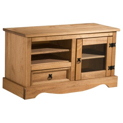 """Home & Haus Traditional Corona TV Cabinets for TVs up to 61"""""""